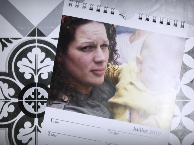 Une photo d'Hélène Bizieux au domicile de ses parents. La jeune femme a été tuée le 5 août 2018 par David Hauduc, dont elle était séparée.