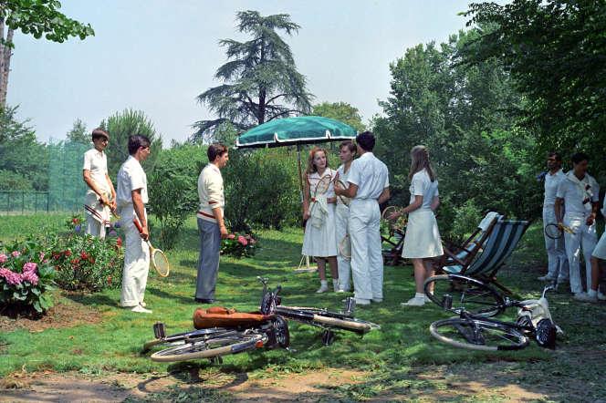 «Le Jardin des Finzi-Contini» (1970), film deVittorio De Sica.