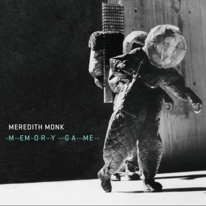 Pochette de l'album« Memory Game», de Meredith Monk.