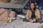 Lisa, 17 ans, souffre de phobie scolaire depuis huit mois.