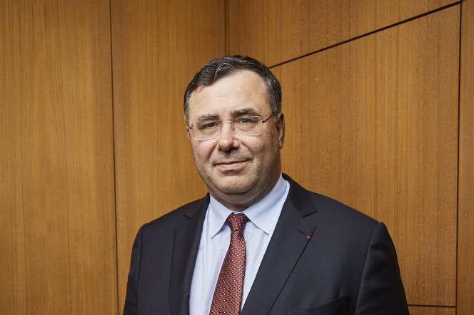 Patrick Pouyanné, PDG de Total, en juillet 2017.