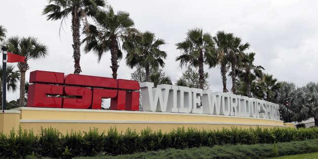 La NBA va reprendre le 31juillet à Disney World en Floride