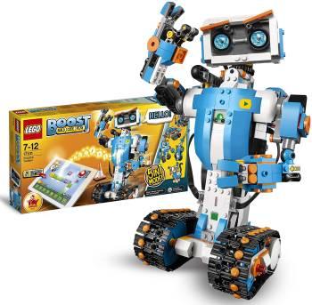 Le meilleur robot en kit pour les débutants Lego Boost