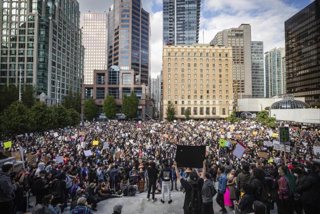 Vancouver, le 31 mai.