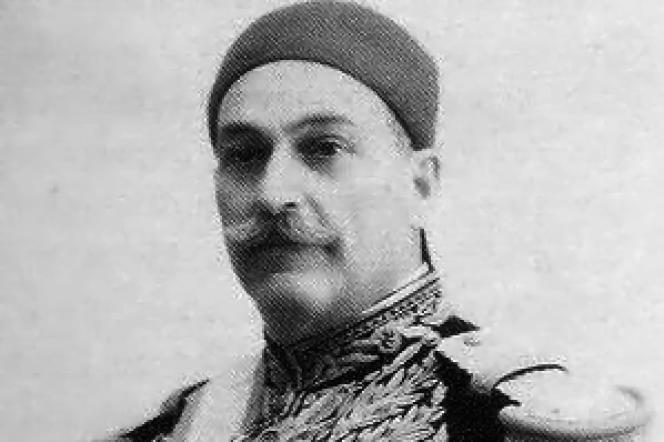 Habib Djellouli (1879-1957) fut ministre de la justice de 1943 à 1947.