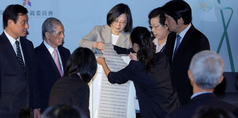 Taïwan déterre les crimes de la dictature de Tchang Kaï-chek