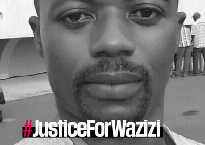 Le journaliste camerounais Samuel Wazizi (photo non datée).