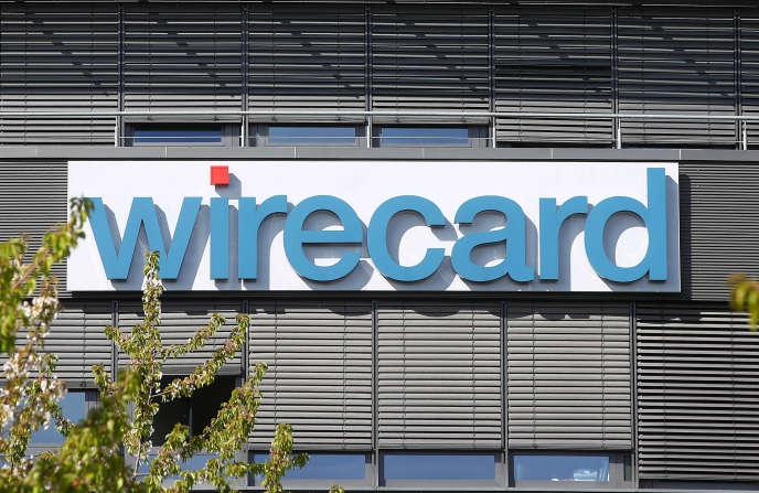Le siège de Wirecard, à Aschheim, près de Munich (sud de l'Allemagne), en avril 2019.