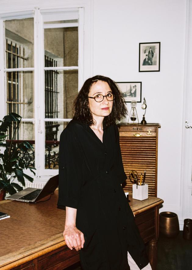 Marie Dosé, dans son cabinet, le 19 mai à Paris.