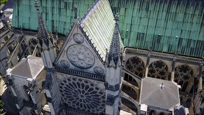 La basilique de Saint-Denis, nécropole des rois de France (Seine-Saint-Denis).