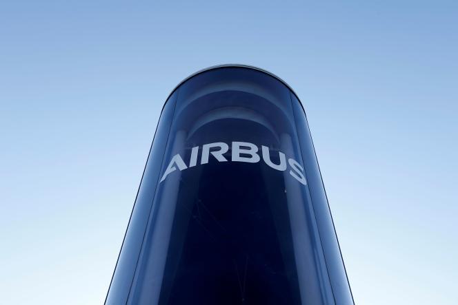 Siège d'Airbus à Blagnac, près de Toulouse, le 20 mars 2019.