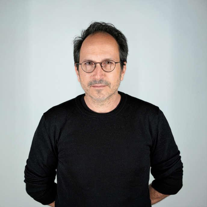 Stéphane Simon, le1er mars à Paris.