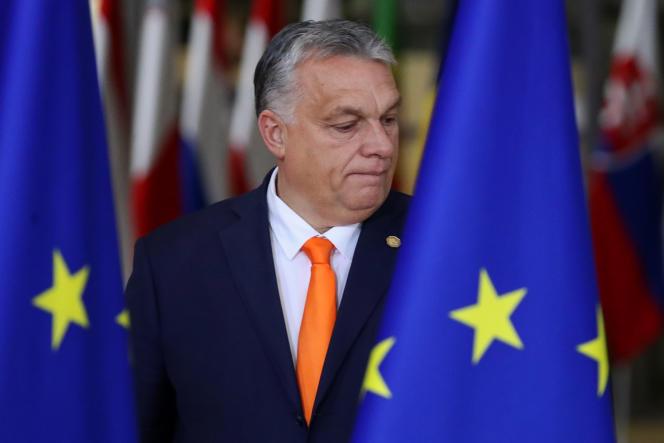 Le premier ministre hongrois Viktor Orban, à Bruxelles, en décembre 2019.