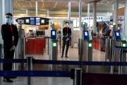 Le 14 mai 2020, à l'aéroport Roissy-Charles de Gaulle.