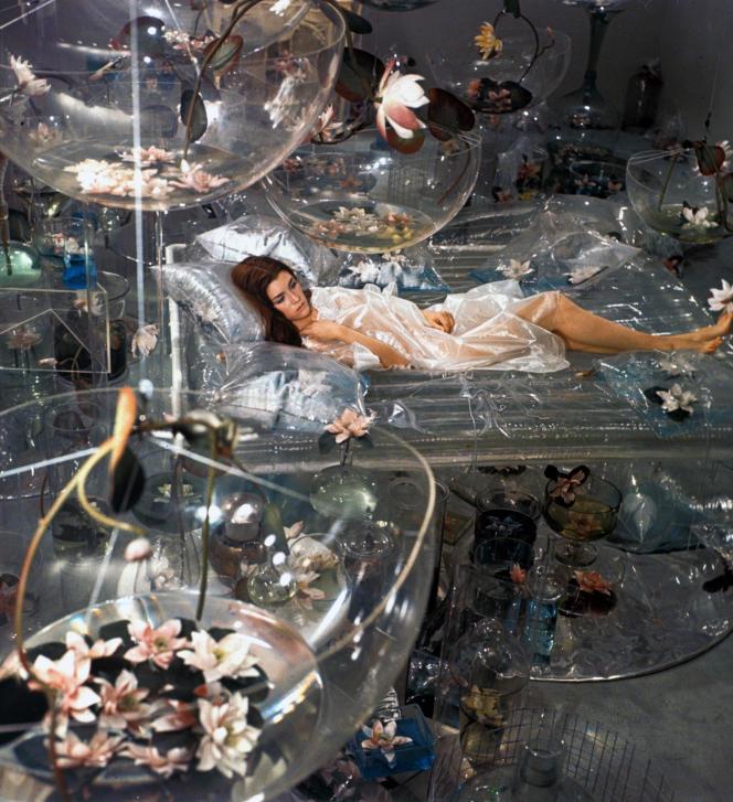 Annie Buron (Chloé) dans« L'Ecume des jours» (1968), de Charles Belmont.