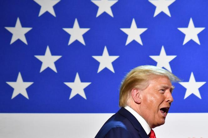 Donald Trump, à Dallas, au Texas, le 11 juin 2020.