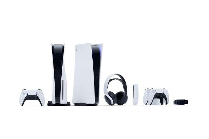 Les visuels de la PlayStation5 dévoilés par Sony jeudi 11 juin.