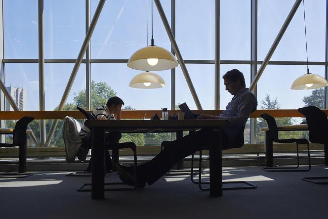 L'Insead (anciennement Institut européen d'administration des affaires), école privée de management, propose un Executive MBA, sur son campus de Fontainebleau (Seine-et-Marne).