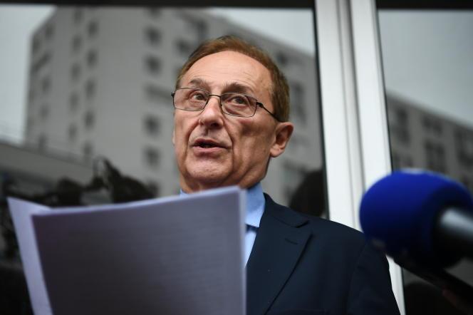 Les avocats de Didier Gailhaguet estiment que « le ministère des sports refuse de reconnaître sa responsabilité accablante dans l'entreprise de diabolisation publique« de l'ancien président de la fédération des spoirts de glace.