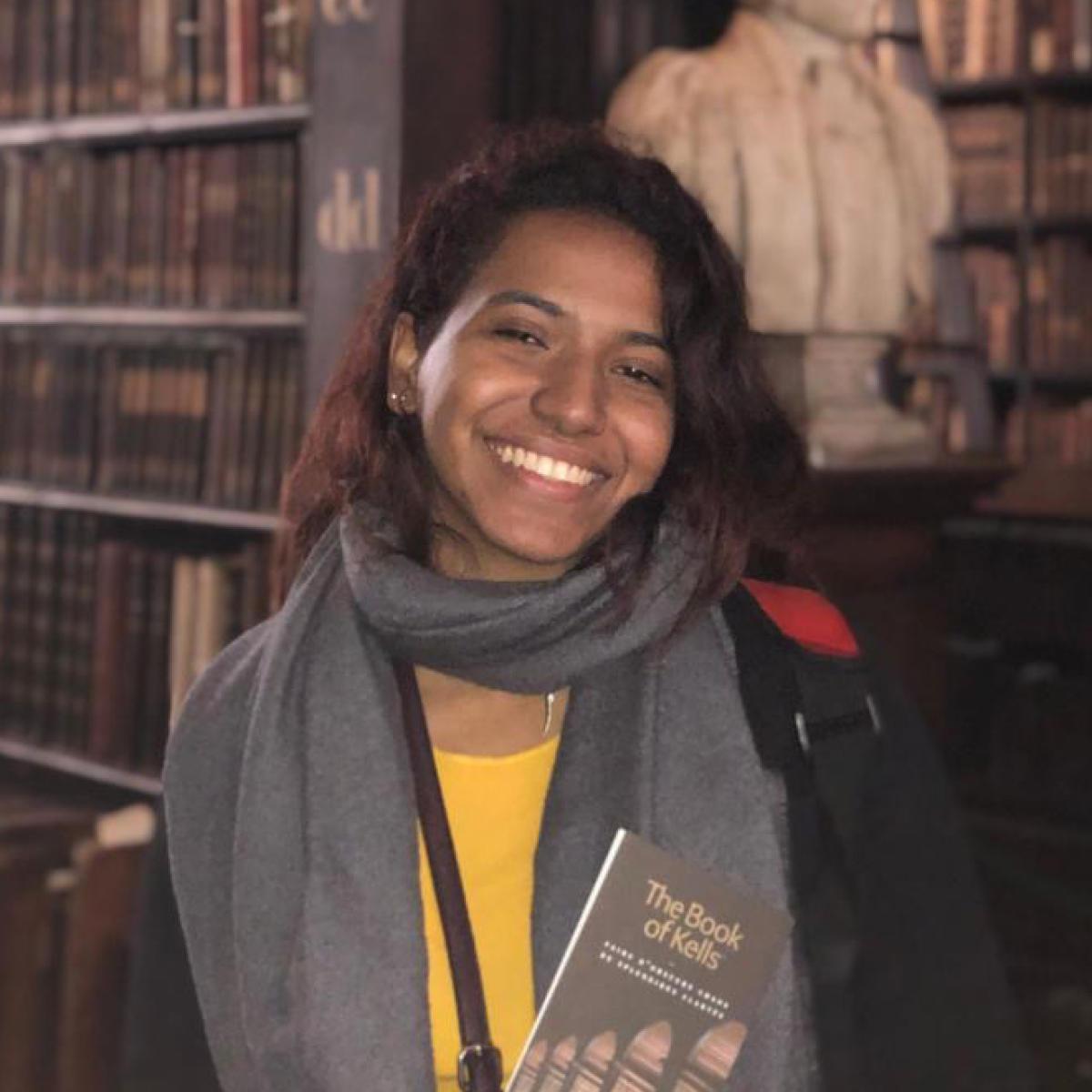 Zeinab Ali Abdallah, le 16 mai à Toulouse.
