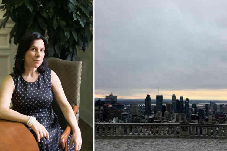 Valérie Plante, mairesse de Montréal, Le Monde
