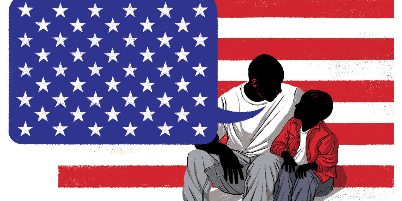 <b>« Thetalk» : comment les Afro-Américains parlent à leurs enfants du danger d'être noir</b>