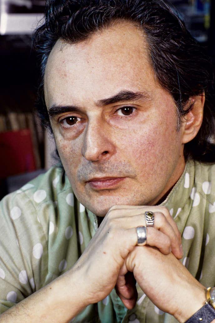 Marc Zermati en 1992.