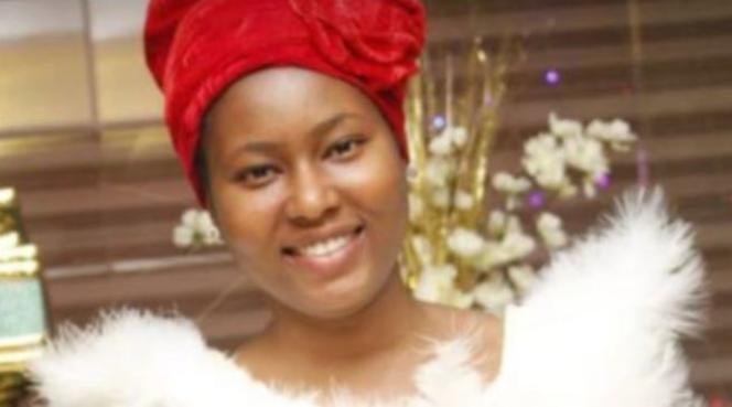 Uwavera Omozuwa, étudiante de 22 ans, a été assassinée en avril dans une église, à Benin City. Elle voulait être infirmière.