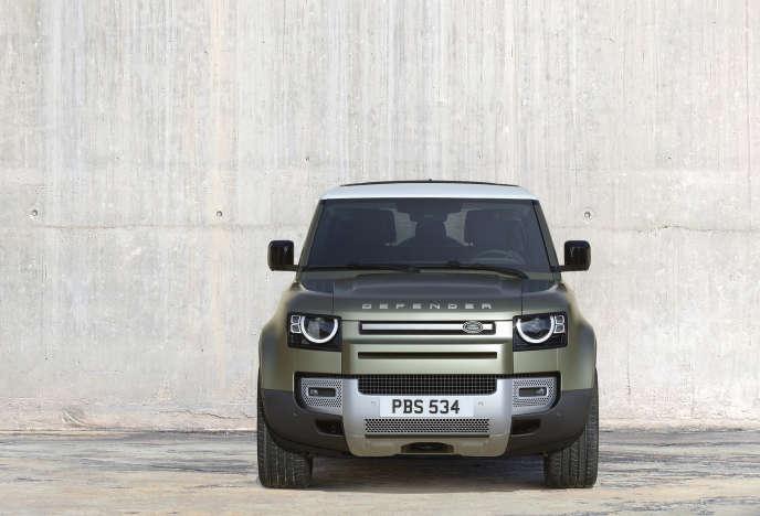 Defender de Land Rover.
