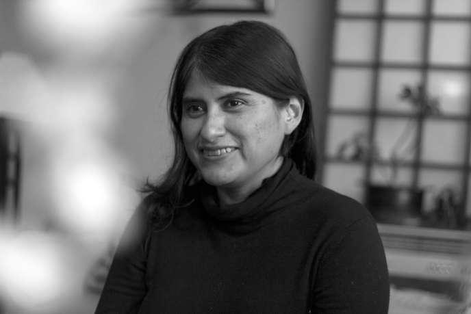La réalisatrice péruvienne Melina Leon.