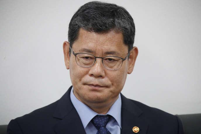 Kim Yeon-chul quitte son poste sans avoir eu une seule rencontre avec les Nord-Coréens.