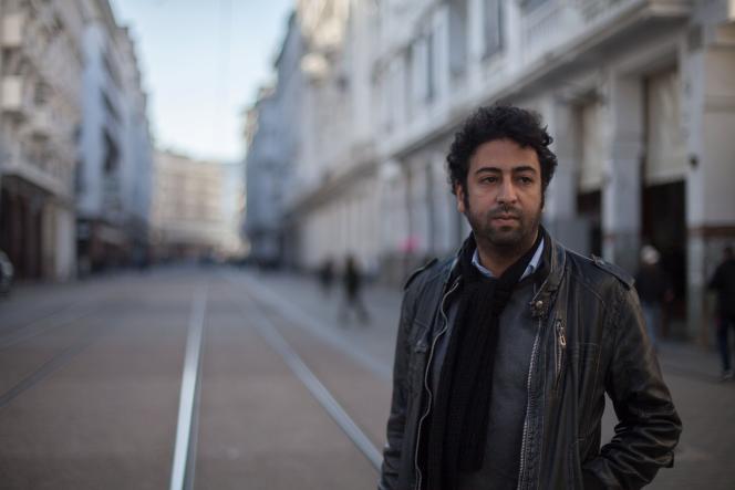 Le journaliste marocain Omar Radi.