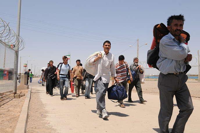 Les autorités iraniennes rejettent les accusations formulées par Kaboul concernant la mort, le 1er mai, de migrants afghans dans une rivière frontalière.