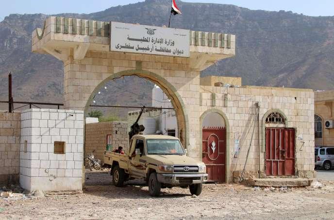 Les séparatistes du sud du Yémen ont décrété l'autonomie de cette région après plusieurs victoires militaires, sur l'île de Socotra, le 22 juin.