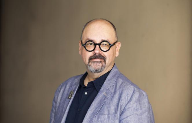 Carlos Ruiz Zafon, en 2017.