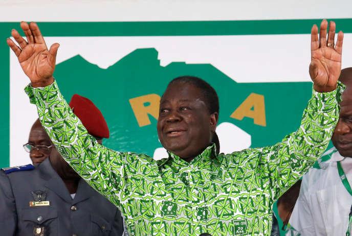 Côte d'Ivoire : Henri Konan Bédié, le « sphinx » qui veut renaître de ses  cendres
