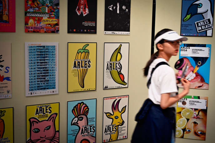 A l'été 2019 se tenait l'exposition « Quelle histoire ! Arles a 50 ans, la collection des rencontres ».