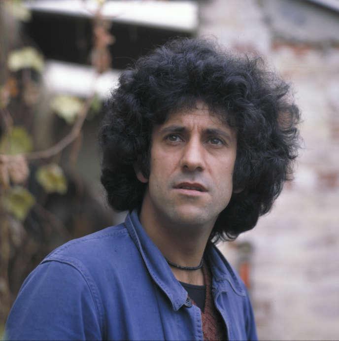 Joan Pau Verdier, en 1979.