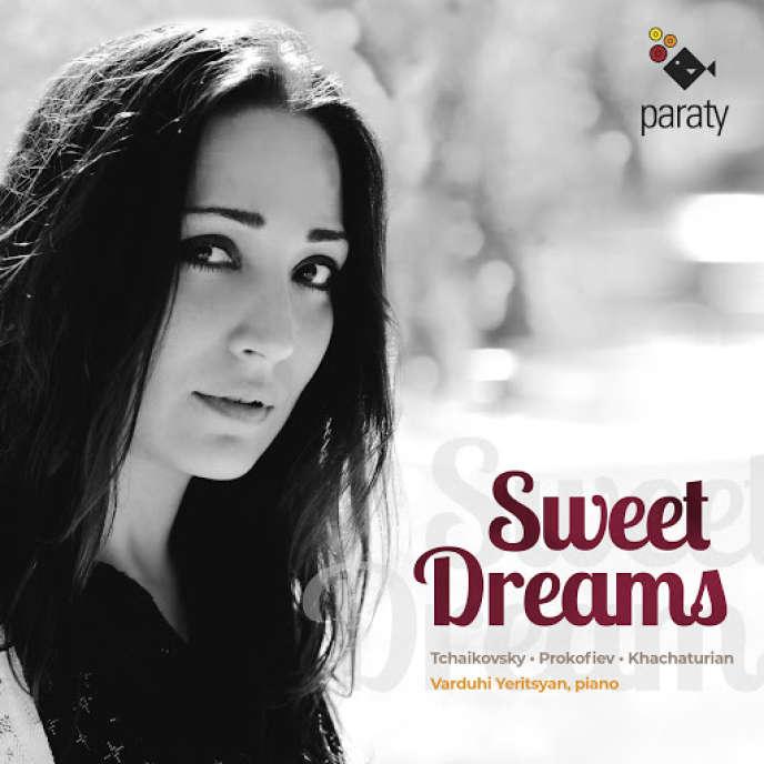 Pochette de l'album« Sweet Dreams », deVarduhi Yeritsyan.