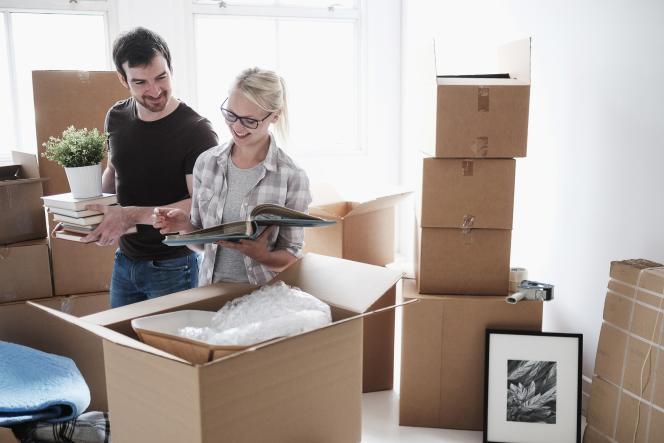 Le coût moyen d'un déménagement est de 1500 euros selon la chambre syndicale des déménageurs.