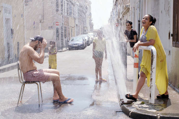 « Péril sur la ville », documentaire de Philippe Pujol sur le quartier de la butte Bellevue, à Marseille (3earrondissement).