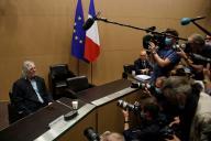 Didier Raoult devant la commission d'enquête de l'Assemblée nationale, le 24 juin.