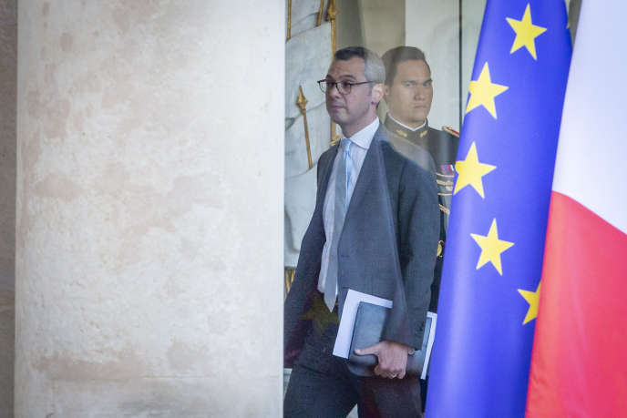 Alexis Kohler, secrétaire général de l'Elysée, au palais, à Paris, mercredi 24 juin 2020.