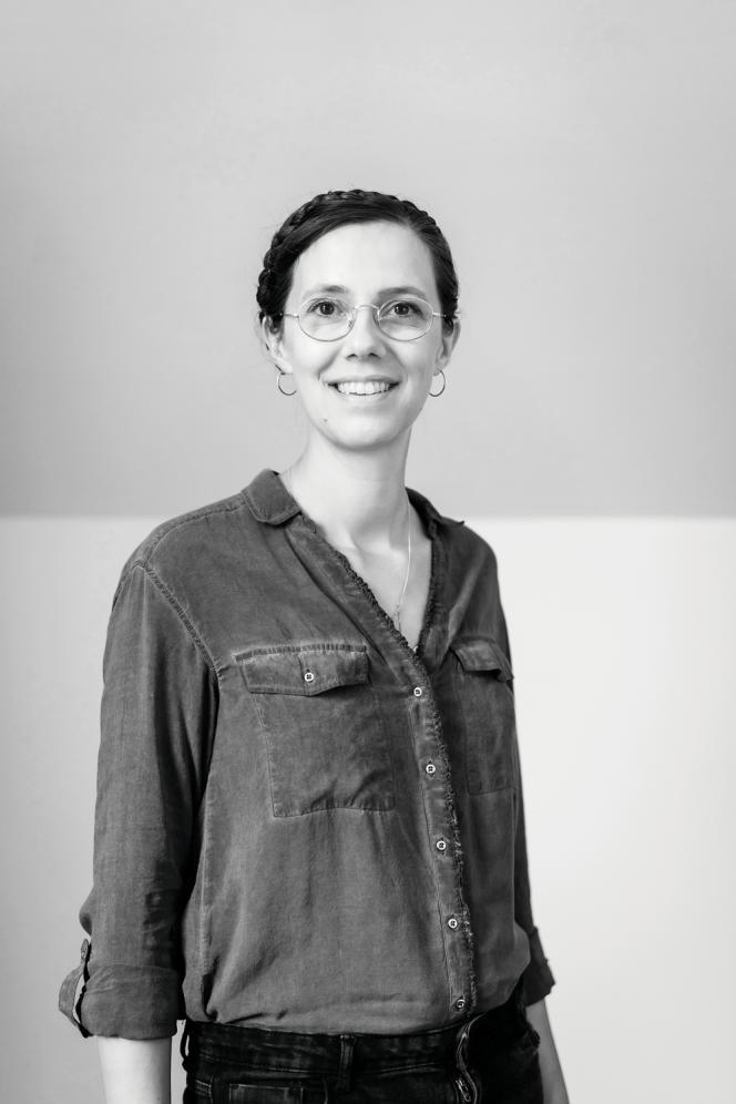 Claire Poirrier,la ferme de l'Amante verte, en Ille-et-Vilaine.