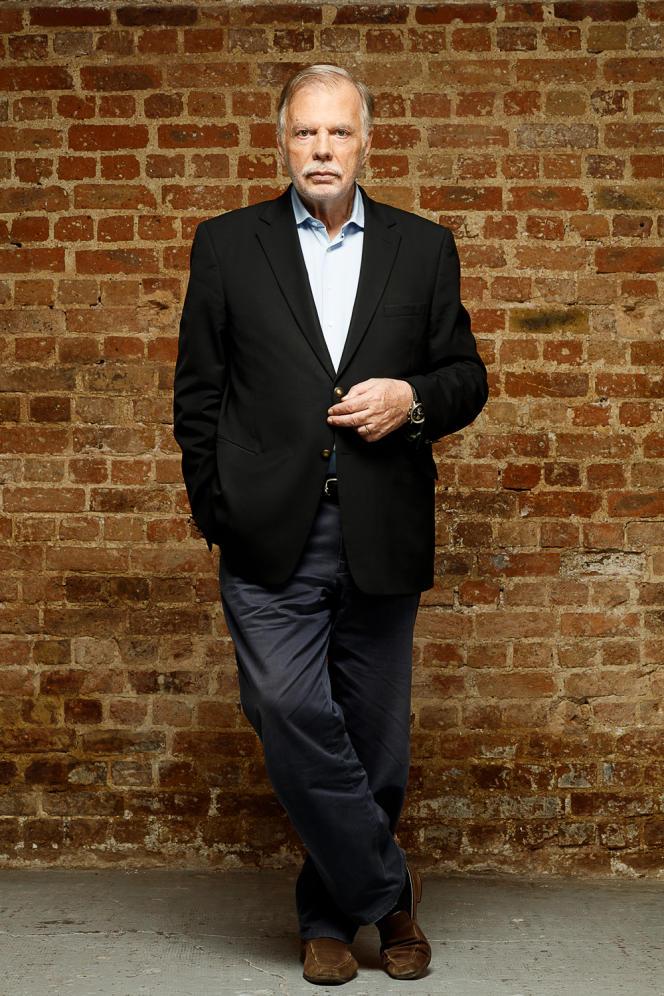 Le viticulteur et restaurateur Jean-André Charial, en 2017.