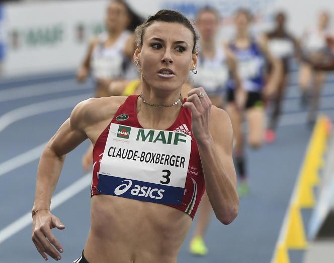 Spécialiste du 3 000 m steeple, Ophélie Claude-Boxberger avait été contrôlée positive à l'EPO le 18 septembre 2019.
