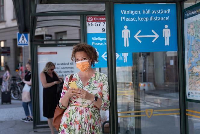 A Stockholm, le 26 juin.