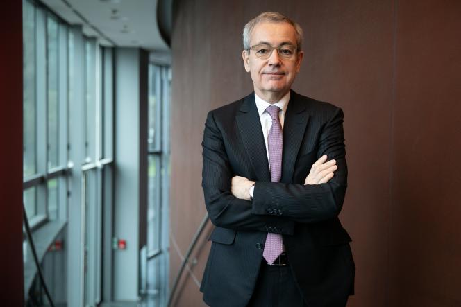 Jean-Pierre Clamadieu, à Courbevoie (Hauts-de-Seine), le 27 février 2020.