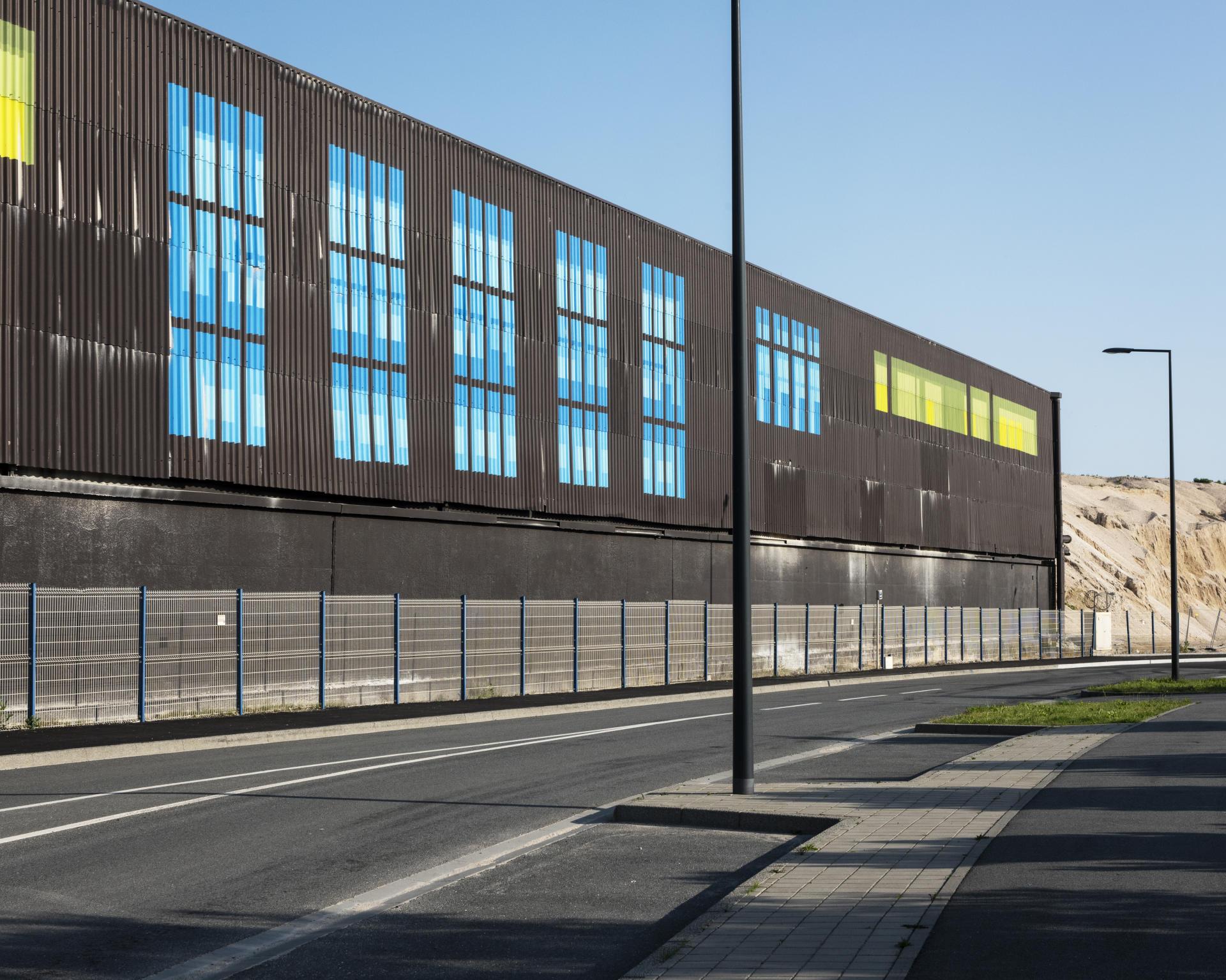 L'usine Timac Agro, filiale du Groupe Roullier, sur le port de Saint-Malo, le 24 juin.
