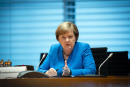Interview mit Bundeskanzlerin Angela Merkel, CDU, im Bundeskanzleramt. Berlin, 22.06.2020